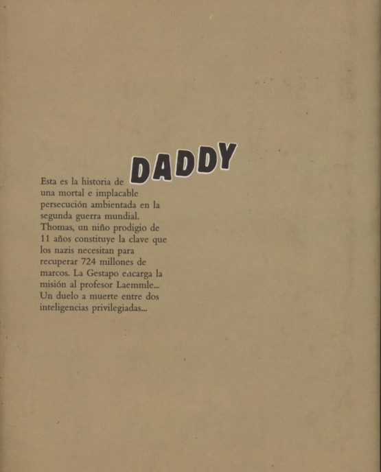 Daddy - Loup Durand