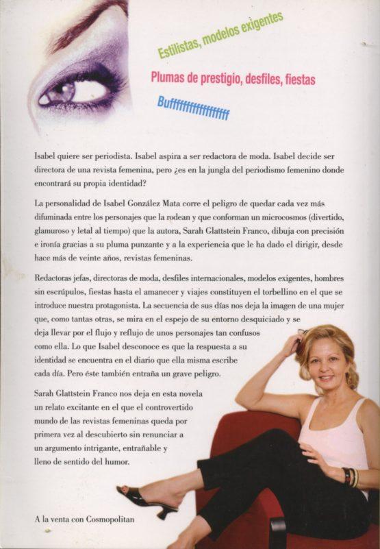 Diario de una directora de revista ... femenina - Sarah Glattstein Franco
