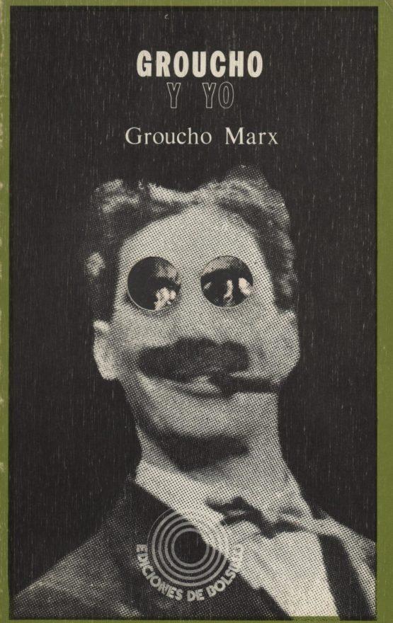 Groucho y yo - Groucho Marx