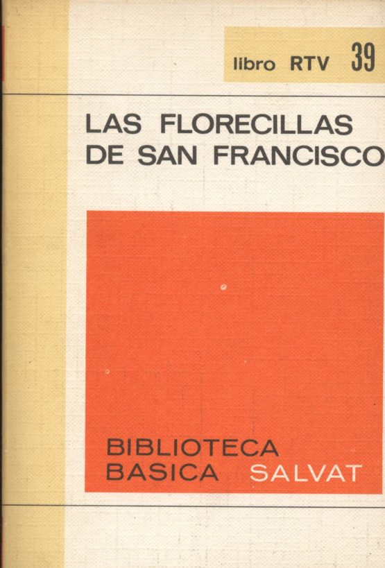 Las florecillas de san francisco