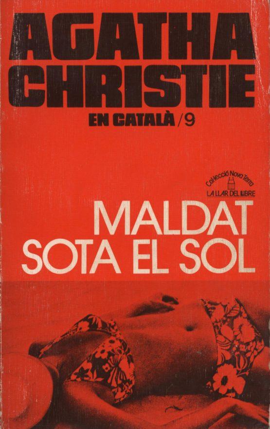 Venda online de llibres d'ocasió com Maldat sota el sol - Agatha Christie a bratac.cat