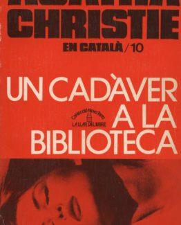 Un cadàver a la biblioteca - Agatha Christie