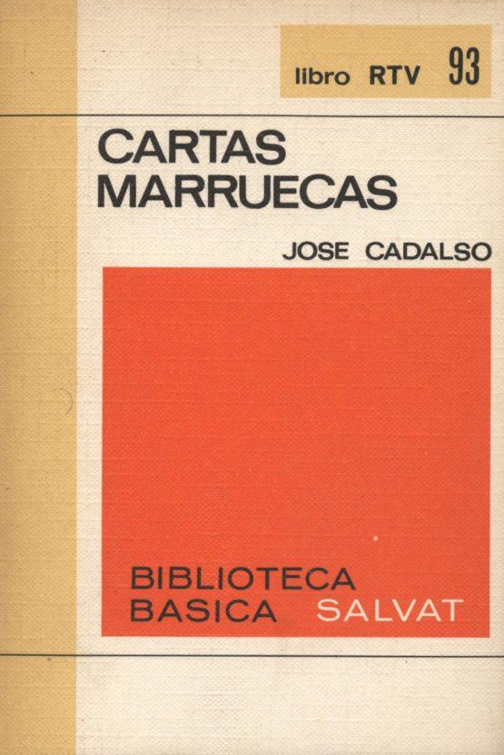 Cartas marruecas - José Cadalso