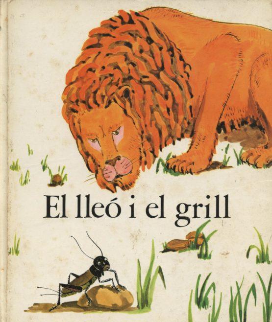 El lleó i el grill - Francesc Boada