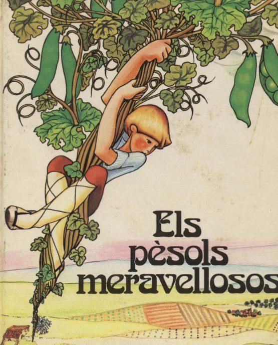 Els pèsols meravellosos - Francesc Bofill