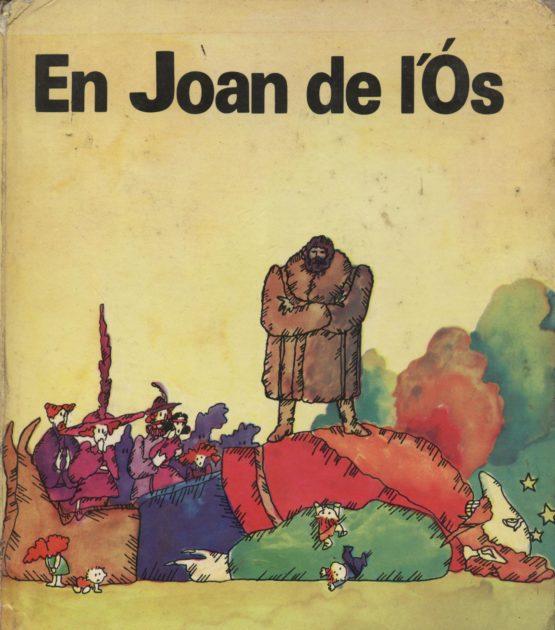 En Joan de l'ós - Albert Jané