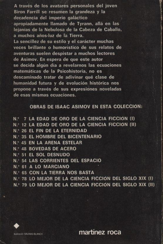 En la arena estelar - Isaac Asimov