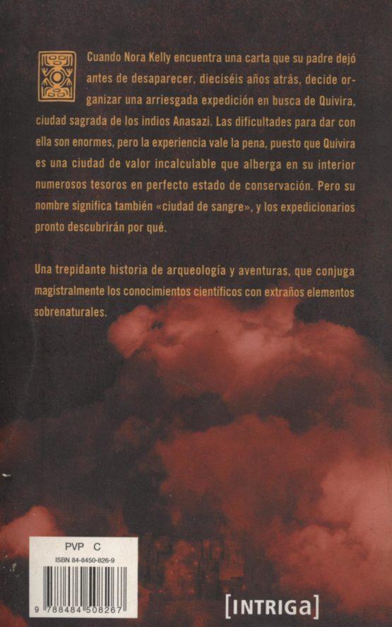La ciudad sagrada - Douglas Preston