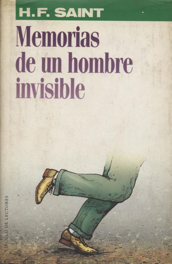 Memorias de un hombre invisible - H. F. Saint a bratac.cat