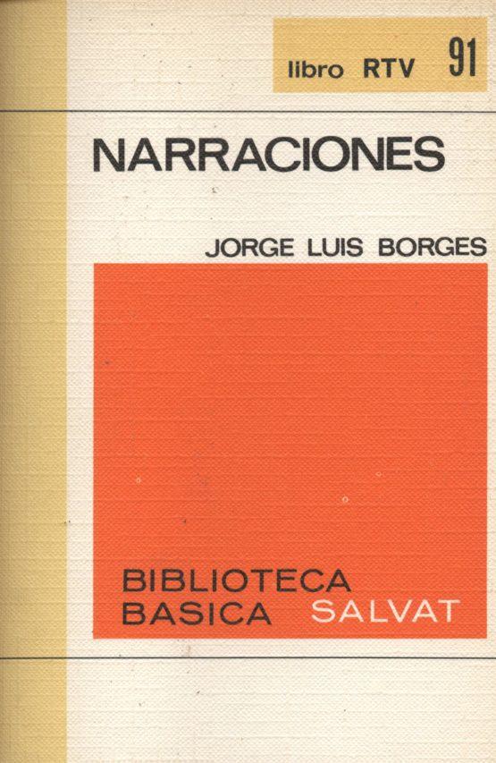 Narraciones - Borges