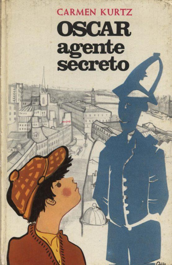 Oscar agente secreto - Carmen Kurtz