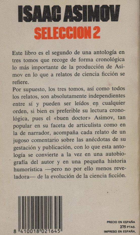 Selección 2 - Isaac Asimov