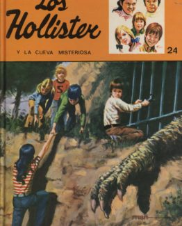 Los Hollister y la cueva misteriosa - Jerry West