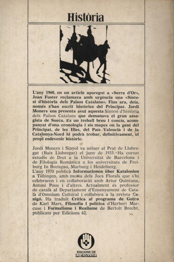 Síntesi d'història dels Països Catalans