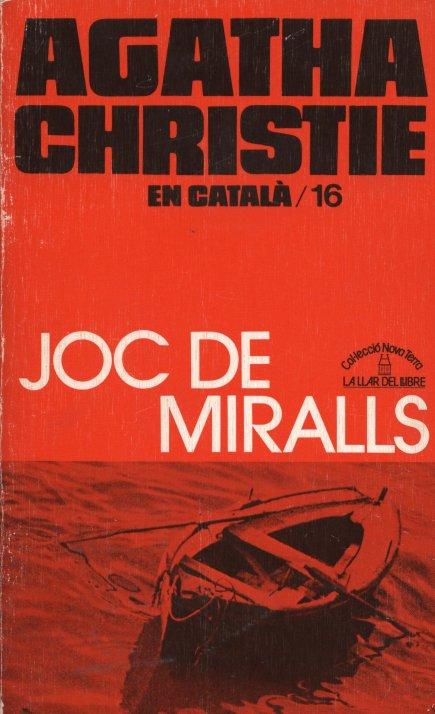 Joc de miralls - Agatha Christie