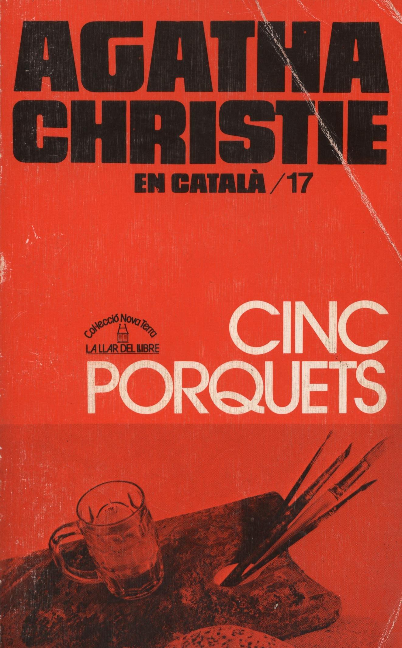 Cinc porquets - Agatha Christie