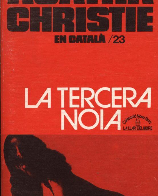 La tercera noia - Agatha Christie a bratac.cat