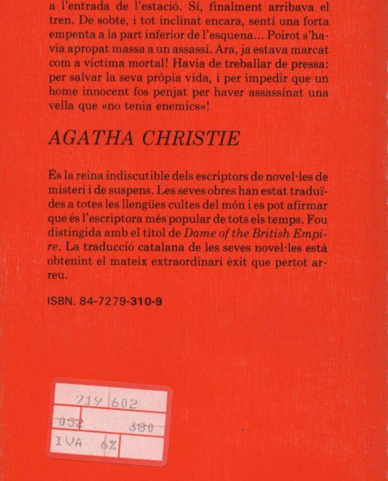 mrs macgnity ha mort - Agatha Christie