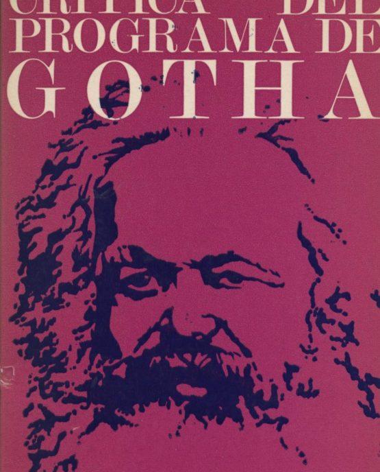 Venda online de llibres d'ocasió com Crítica del programa de GOTHA - Karl Marx a bratac.cat