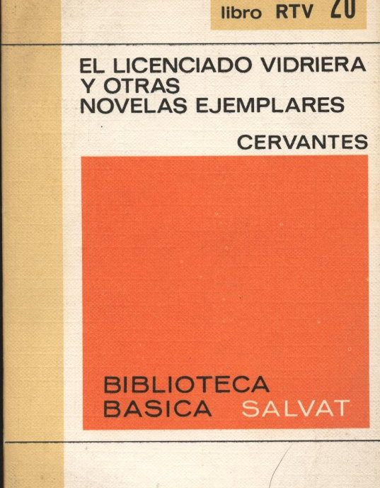 Venda online de llibres d'ocasió com El licenciado vidriera y otras novelas ejemplares a bratac.cat