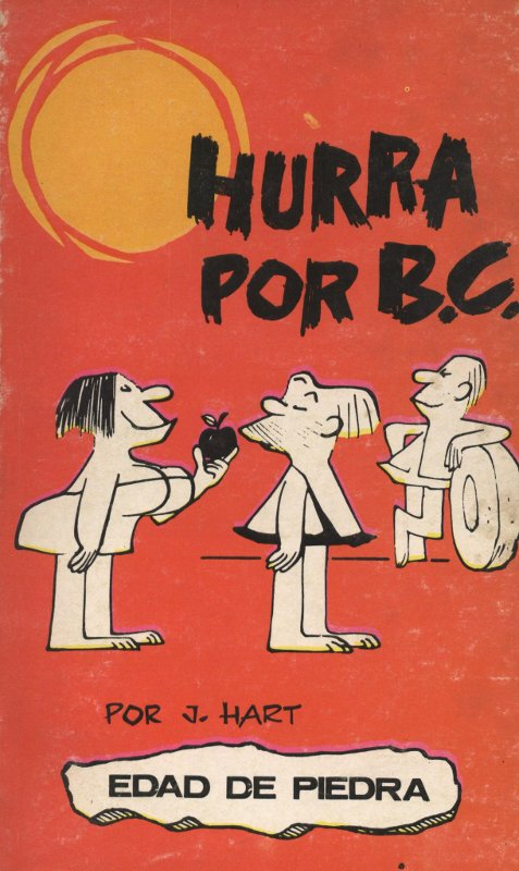 Venta online de libros de ocasión como Hurra por B.C. - J. Hart en bratac.cat