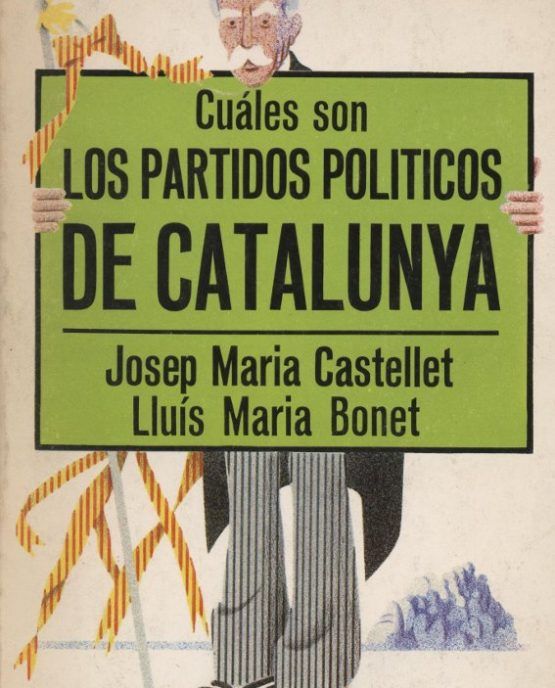 Venda online de llibres d'ocasió com Cuales son los partidos políticos de Catalunya - Josep Maria Castellet i Lluís Maria Bonet a bratac.cat