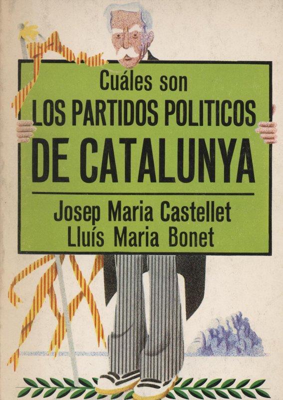 Venta online de libros de ocasión como Cuales son los partidos políticos a Catalunya - Josep Maria Castellet i Lluís Maria Bonet a bratac.cat