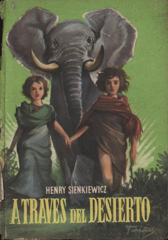 A través del desierto - Henry Sienkiewicz en bratac.cat
