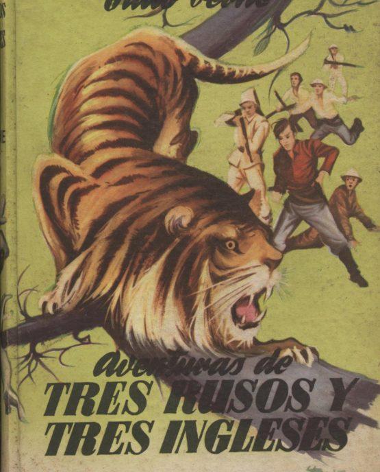 Venda online de llibres d'ocasió com Aventuras de tres rusos y tres ingleses - Jules Verne a bratac.cat