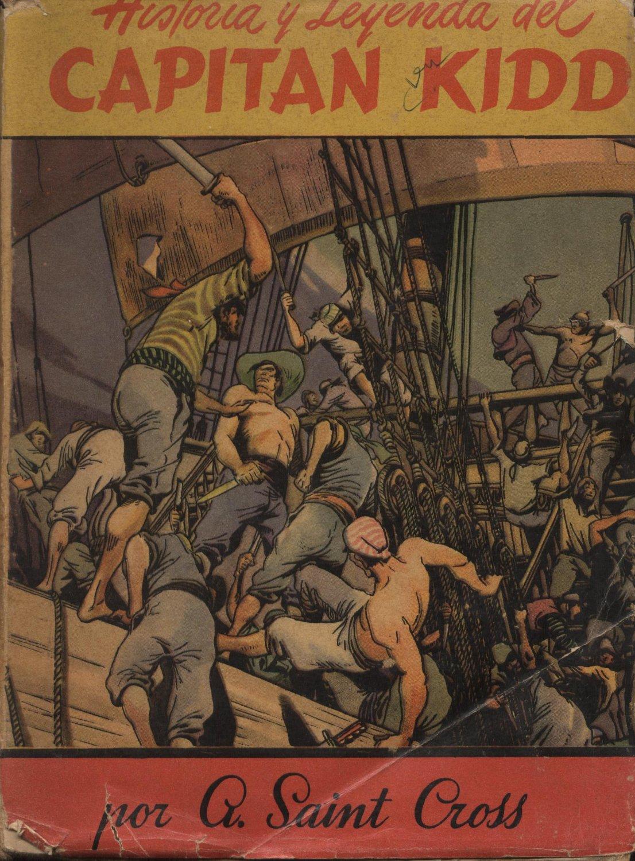 Venta online de libros de ocasión como Historia y leyenda del Capitán Kidd en bratac.cat