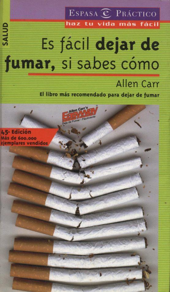 Venda online de llibres d'ocasió com Es fácil dejar de fumar, si sabes como - Allen Carr a bratac.cat