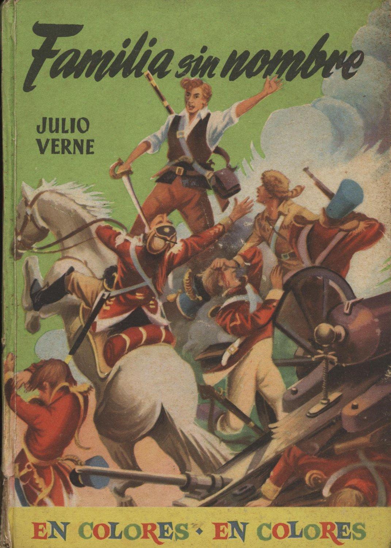 Venta online de libros de ocasión como Familia sin nombre - Jules Verne en bratac.cat