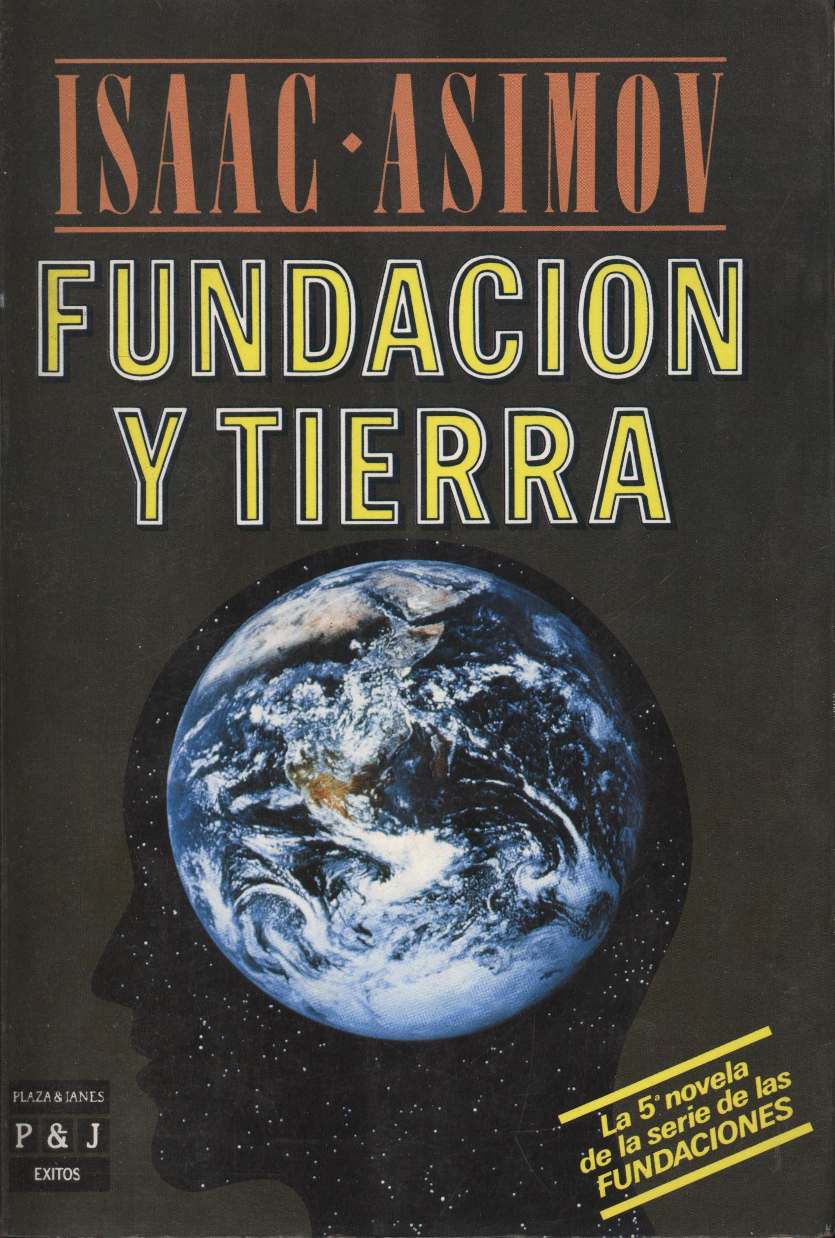 Venta online de libros de ciencia ficción como Fundación y tierra - Isaac Asimov en bratac.cat