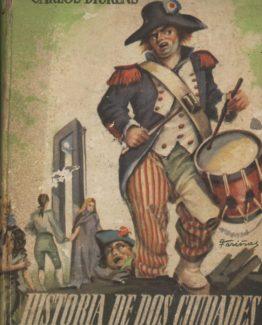 Venda oline de llibres d'ocasió com HIstoria de dos ciudades - Charles Dickens a bratac.cat