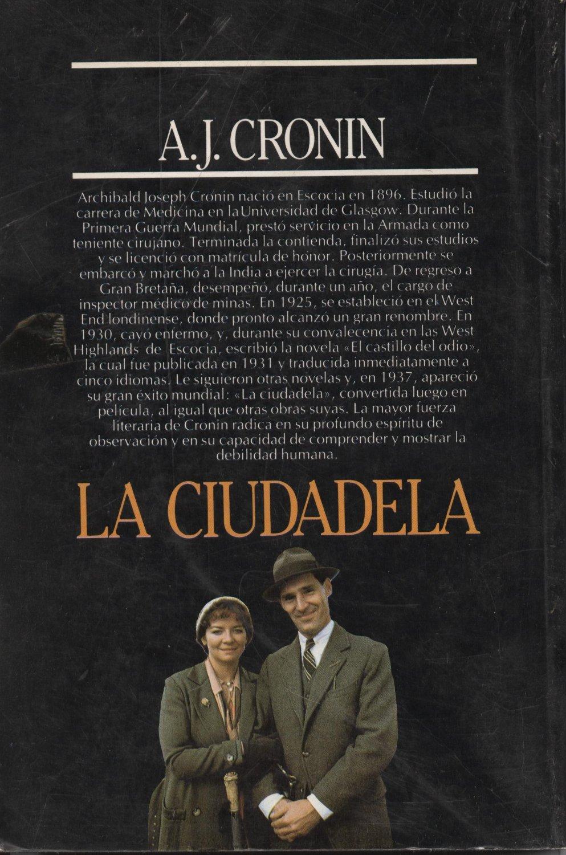 Venda online de llibres d'ocasió com La ciudadela - A. J. Cronin a bratac.cat