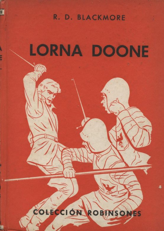 Venta online de libros de ocasión como Lorna doone - R. D. Blackmore en bratac.cat