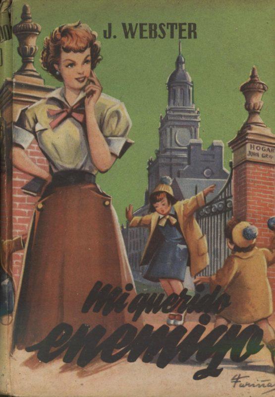 Venta online de libros vintage como Mi querido enemigo - J. Webster en bratac.cat