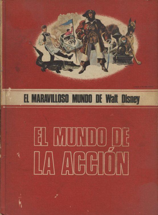 Venta online de libros de acción como El mundo de la acción - El maravilloso mundo de Walt Disney en bratac.cat