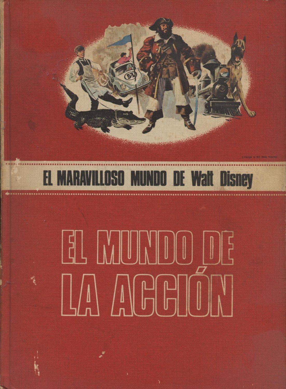 Venda online de llibres d'acció com El mundo de la acción - El maravilloso mundo de Walt Disney a bratac.cat