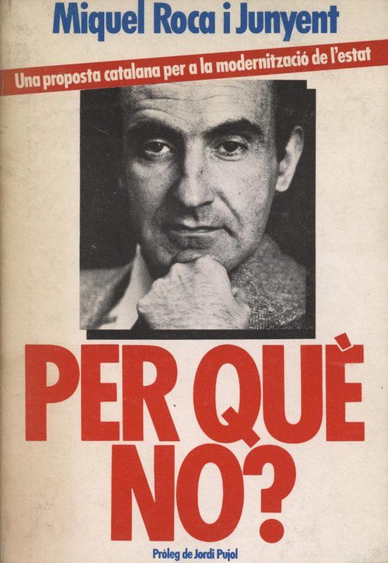 Venta online de libros de ocasión como Perquè no? de Miquel Roca i Junyent a bratac.cat