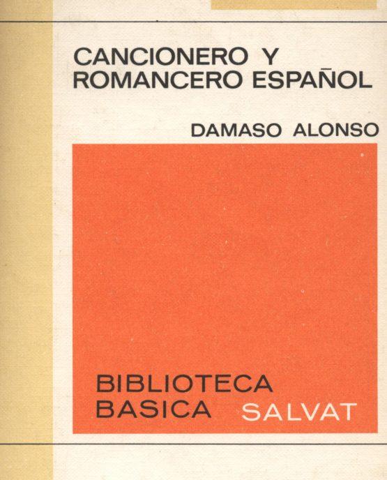 Venda online de llibres d'ocasió com Cancionero y romancero español - Dámaso Alonso a bratac.cat
