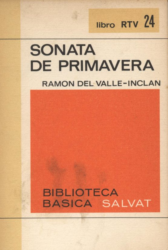 Venta online de libros de ocasión como Sonata de primavera en bratac.cat