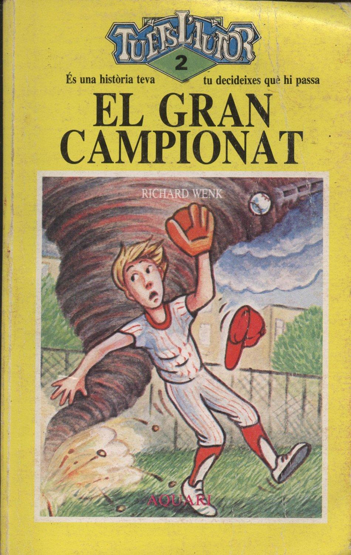 Venda online de llibres d'ocasió com El gran campionat -Richard Wenk a bratac.cat