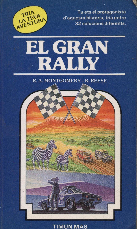 Venta online de libros de ocasión como El gran rally - R. A. Montgomery y R. Reese en bratac.cat