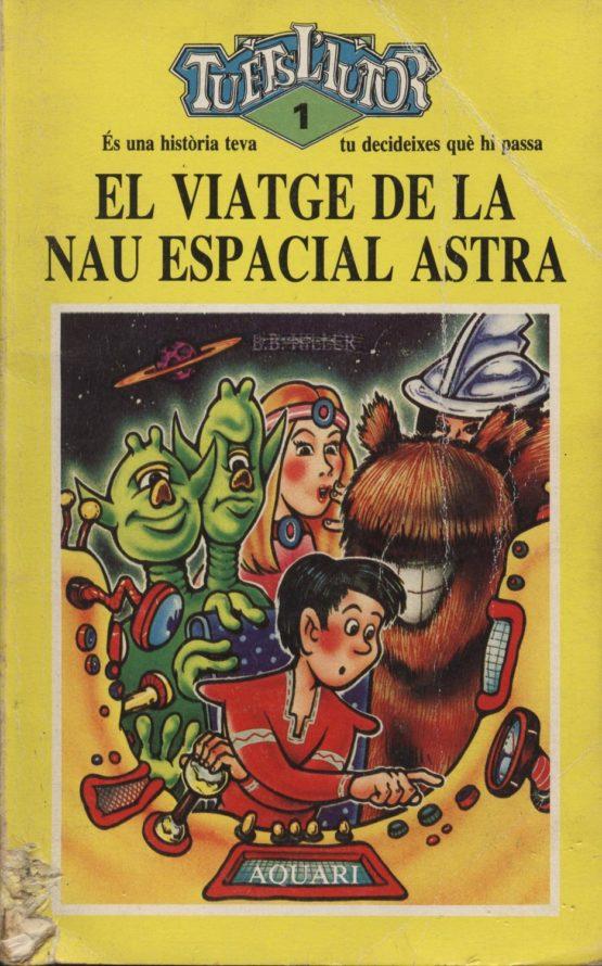 Venda online de llibres d'ocasió com El viatge de la nau espacial Astra - Ed. Aquari a bratac.cat