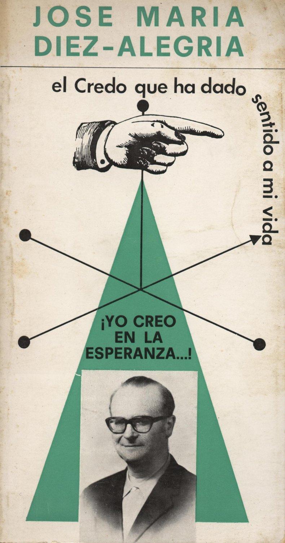 Venta online de libros de ocasión como Jose Maria Diez Alegria - El credo que ha dado sentido a mi vida en bratac.cat