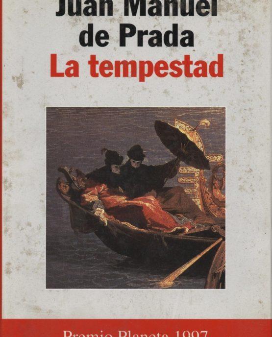 Venda online de llibres d'ocasió com La tempestad - Juan Manuel de Prada a bratac.cat