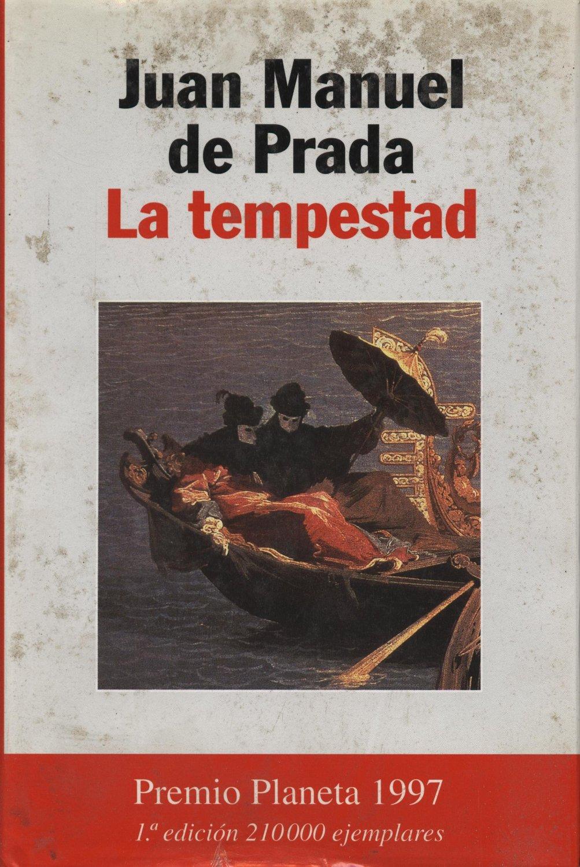 Venta online de libros de ocasión como La tempestad - Juan Manuel de Prada en bratac.cat