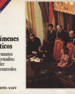 Venta online de libros de ocasión como Regímenes políticos - Juan Luis Paniagua Soto en bratac.cat