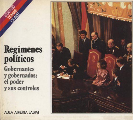 Venda online de llibres d'ocasió com Regímenes políticos - Juan Luis Paniagua Soto a bratac.cat